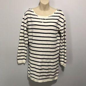 Aerie Striped Sweater Tunic NWT Medium